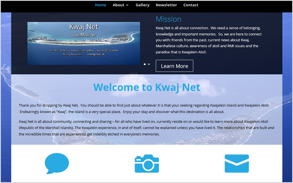 Website Officially Online As Soft Launch