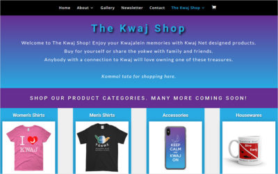The Kwaj Shop is Officially Open for Business