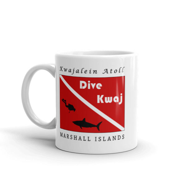 Kwajalein Coffee Mug - Dive Kwaj