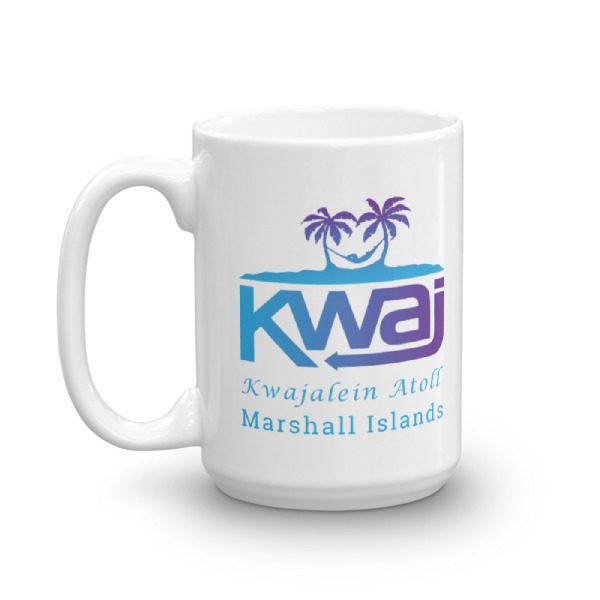 Kwajalein Coffee Cup