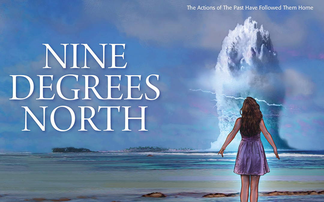 Nine Degrees North Movie Announcement