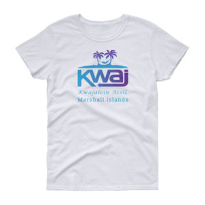 KWAJ KAMI - Women's T-shirt